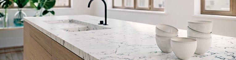 quartz countertop caesarstone