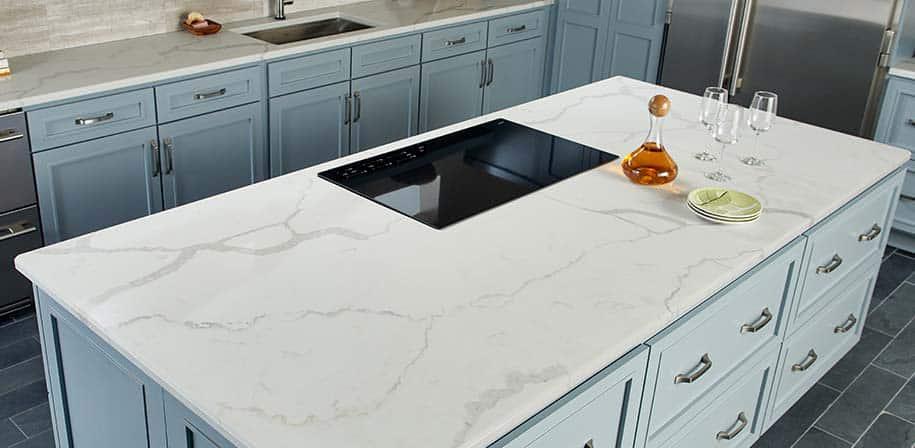 MSI quartz countertop