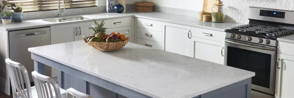 viatera quartz countertop