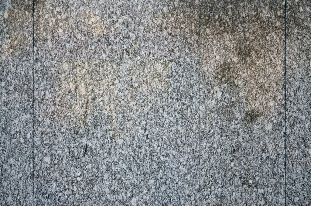 granite tiles for countertops with very slight grout lines